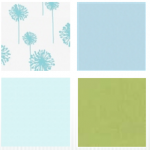 Swatch for nursery