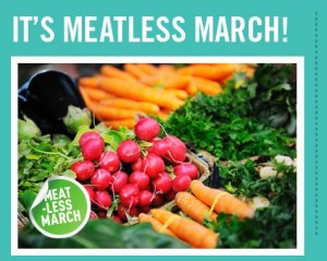 meatless march