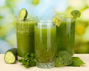 healthy green drinks