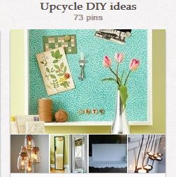 Upcycle DIY ideas