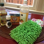 Natural Ingredients for homemade cleaners