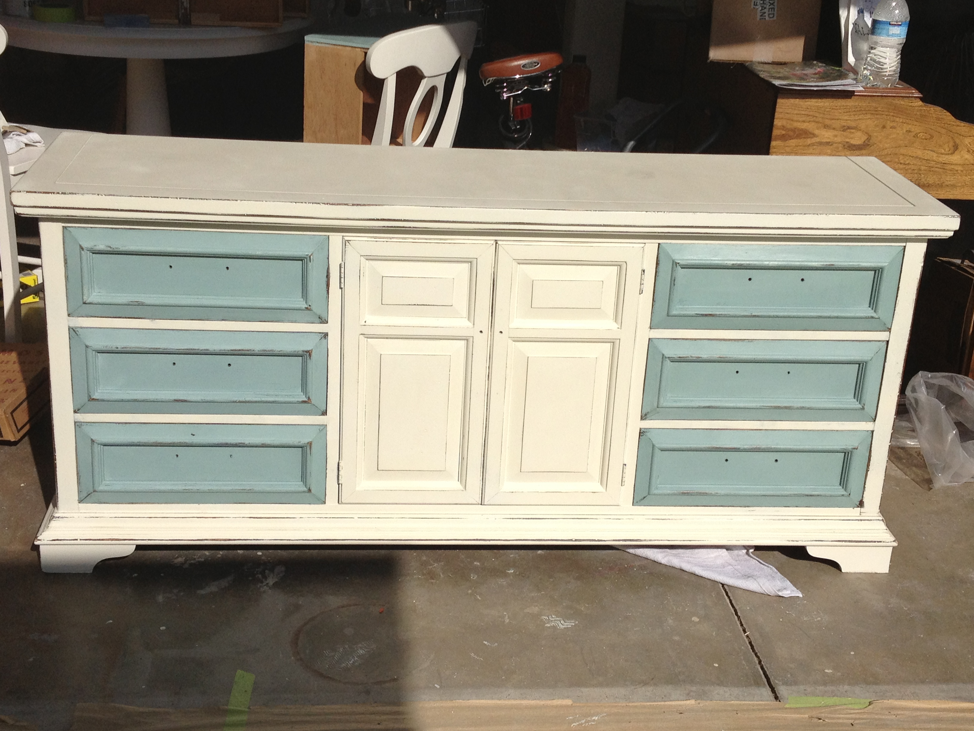 Repurposed furniture ideas tv cabinet just b cause for Repurposed furniture before and after
