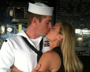 diary of a navy wife: beating the deployment blues