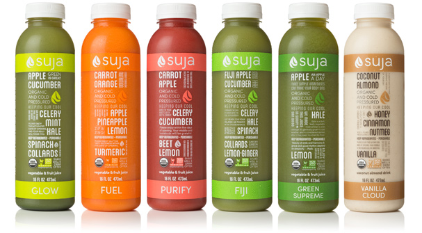 Suja 3 Day Fresh Start Juicing Program