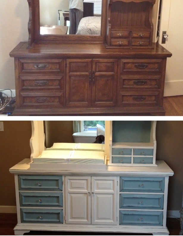 Project Nursery Tips To Save You Time And Money On Diy Repurposed Furniture The Sustainable Spot